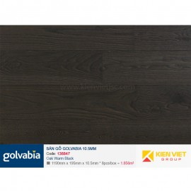 Sàn gỗ Golvabia 136847 Oak Warm Black | 10.5mm
