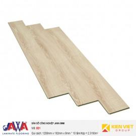 Sàn gỗ công nghiệp JAWA 801 | 8mm