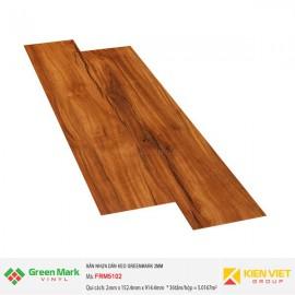Sàn nhựa dán keo GREENMARK FRM5102 | 2mm