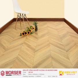 Sàn gỗ công nghiệp xương cá Morser XK140 | 8mm