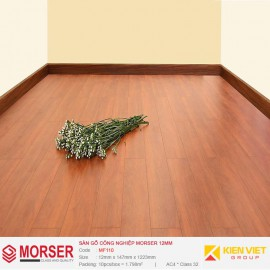 Sàn gỗ công nghiệp Morser MF110 | 12mm