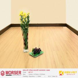 Sàn gỗ công nghiệp Morser MF117 | 12mm