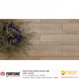 Sàn gỗ công nghiệp Fotune Aqua900 | 12mm