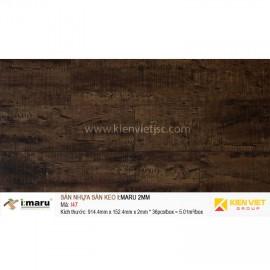 Sàn nhựa dán keo Imaru I47 | 2mm