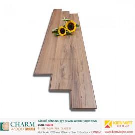 Sàn gỗ công nghiệp Charm S0746 | 12m