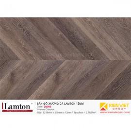 Sàn gỗ xương cá Lamton D3083 Avenue Chevron | 12m