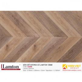 Sàn gỗ xương cá Lamton D3088 Lauzes Chevron | 12m