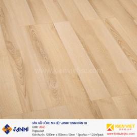Sàn gỗ Janmi AS21 Tropea Ash | 12mm bản to