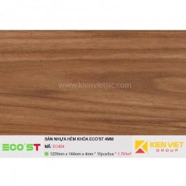 Sàn nhựa hèm khóa Ecost EC403 | 4mm