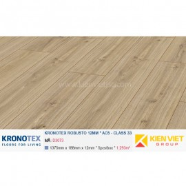 Sàn gỗ Kronotex Robusto D3073 Phalsbourg Oak | 12mm