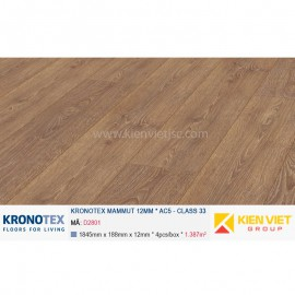 Sàn gỗ Kronotex Mammut D2801 Capital Oak Medium | 12mm
