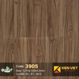 Sàn gỗ Smartwood Class 33 E1 AC5 3905 | 12mm