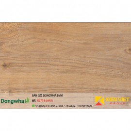 Sàn gỗ Dongwha RE75-8 (4601) | 8mm