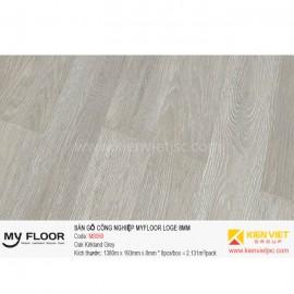 Sàn Gỗ MyFloor Loge M8069 Oak Kirkland Grey | 8mm
