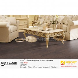 Sàn gỗ MyFloor Cottage MV807 Atlas Oak | 8mm