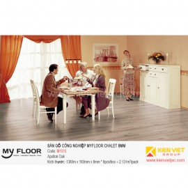Sàn gỗ MyFloor Chalet M1015 Apollon Oak | 8mm