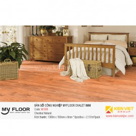 Sàn gỗ MyFloor Chalet M1008 Chestnut Natural | 8mm