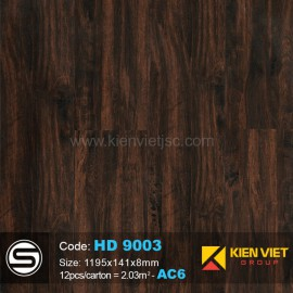 Sàn nhựa hèm khóa Smartwood HD9003 | 8mm