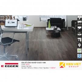 Sàn gỗ Egger H2731 Amiens Oak Dark | 11mm