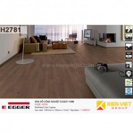 Sàn gỗ Egger H2781 Northland Oak Cognac | 11mm