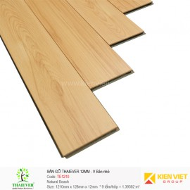 Sàn gỗ công nghiệp Thaiever TE1210 Natural Beach | 12mm bản nhỏ