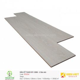 Sàn gỗ công nghiệp Thaiever TE1214 Tango | 12mm bản nhỏ