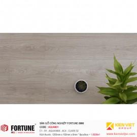 Sàn gỗ công nghiệp Fotune Aqua801   8m