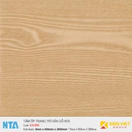 Tấm ốp nhựa đá vân gỗ NTA 8845 | 8mm