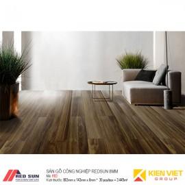Sàn gỗ công nghiệp Redsun R83 | 8mm bản nhỏ