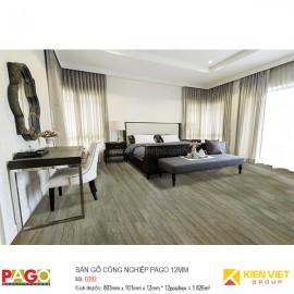 Sàn gỗ công nghiệp Pago D202 | 12mm