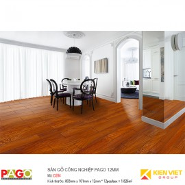 Sàn gỗ công nghiệp Pago D204 | 12mm
