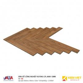 Sàn gỗ công nghiệp xương cá Jawa 168 | 12m