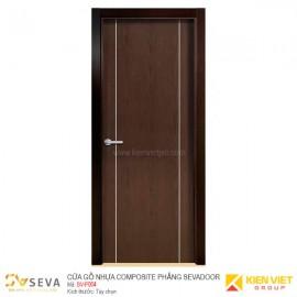 Cửa gỗ nhựa Composite phẳng Sevadoor SV-P004