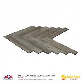 Sàn gỗ công nghiệp xương cá Jawa 162 | 12m
