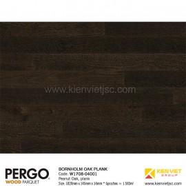 Sàn gỗ tự nhiên Pergo Wood Parquet 04001 | 14mm