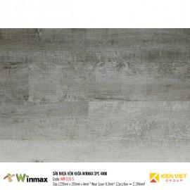 Sàn nhựa hèm khóa Winmax WM 316-5 | 4mm