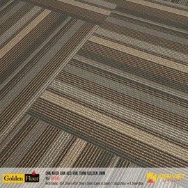 Sàn nhựa dán keo Golden vân thảm DP333 | 3mm
