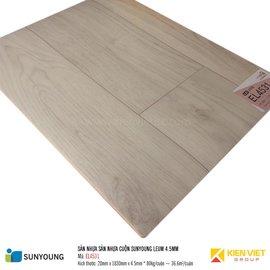 Sàn nhựa dán keo cuộn Sunyoung EL4531 | 4.5mm