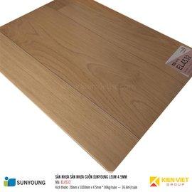 Sàn nhựa dán keo cuộn Sunyoung EL4532 | 4.5mm