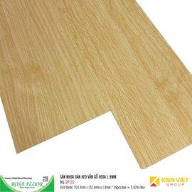 Sàn nhựa dán keo tự dán Rosa vân gỗ DP102 | 1.8mm