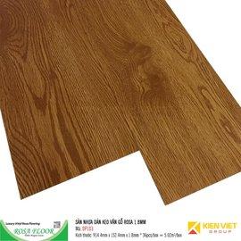 Sàn nhựa dán keo tự dán Rosa vân gỗ DP103 | 1.8mm