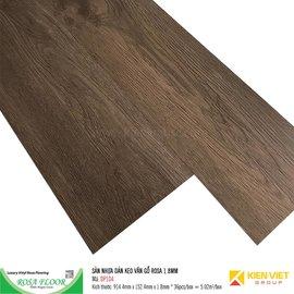 Sàn nhựa dán keo tự dán Rosa vân gỗ DP104 | 1.8mm