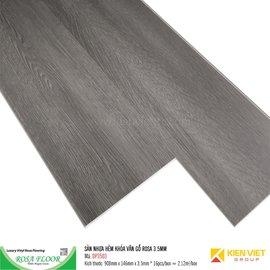 Sàn nhựa hèm khóa Rosa SPC DP3503   3.5mm
