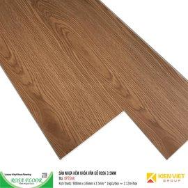 Sàn nhựa hèm khóa Rosa SPC DP3504   3.5mm