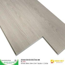 Sàn nhựa hèm khóa Rosa SPC DP407 | 4mm