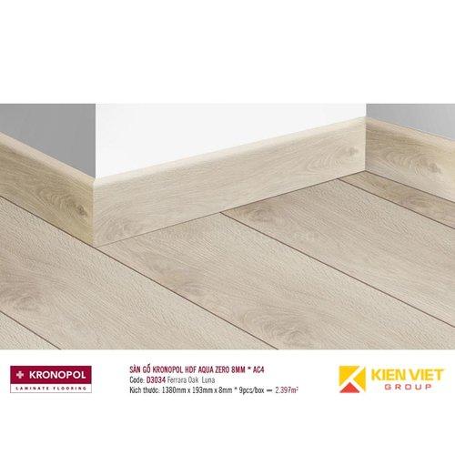 Sàn gỗ Kronopol D3034 Ferrara Oak | 8mm