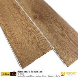 Sàn nhựa dán keo tự dính Golden DP1501 | 1.5mm