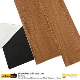 Sàn nhựa dán keo tự dính Golden DP1503 | 1.5mm