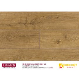 Sàn gỗ Kronopol King Size D3077 Basque Country Oak | 12mm AC5