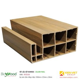 Thanh ốp cột 225x150mm Biowood CP225150